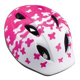 MET Super Buddy - Casque enfant - rose/blanc